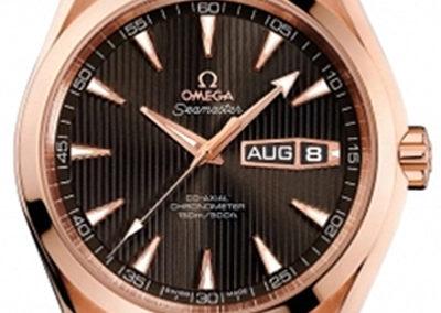Omega Aqua Terra or rose 231.53.43.22.06.001